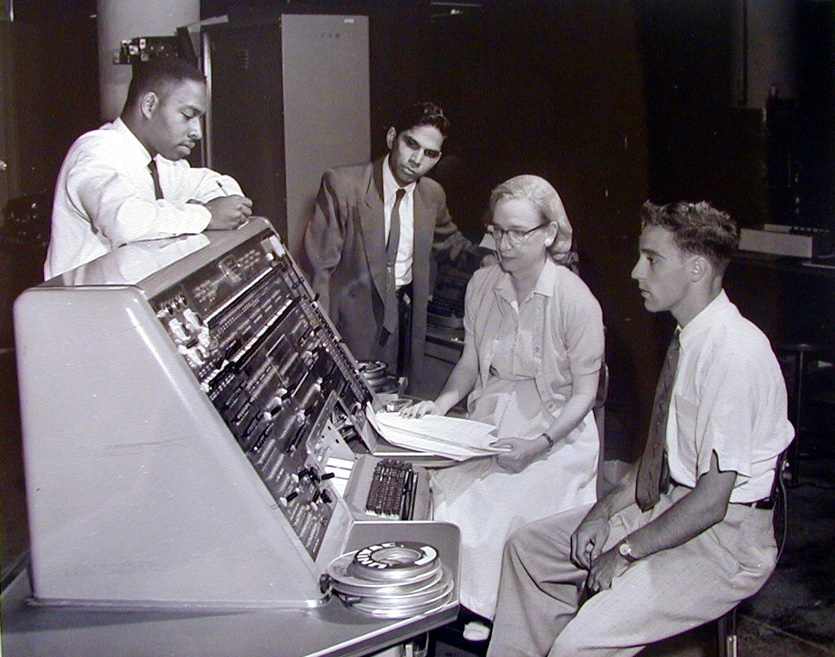 UNIVAC-1 Grace Hopper