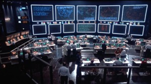 WarGames Norad War Room