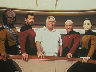 gene roddenberry star trek