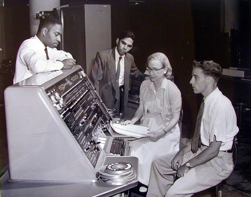 UNIVAC-1 Grace Hopper