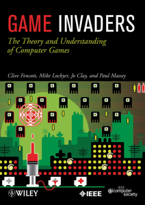Game Invaders theory book cover