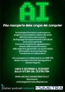 Archeologia Informatica Brusaporto 2013