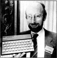 Sir Clive Sinclair ZX Spectrum