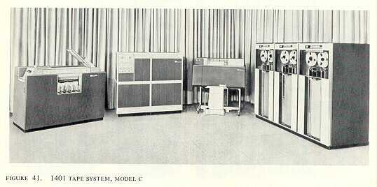 IBM 1401 Mainframe