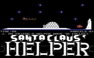 Santa Claus 8 bit