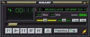 winamp archeologia informatica
