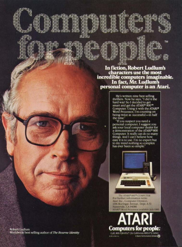 Robert Ludlum Atari