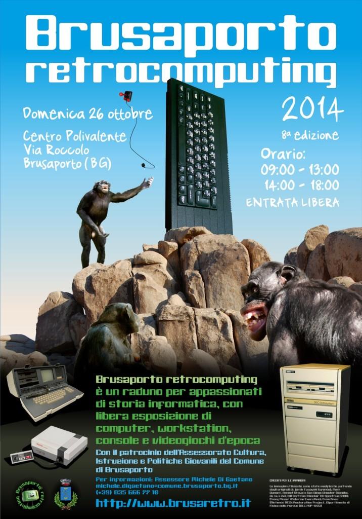 brusaporto retrocomputing 2014