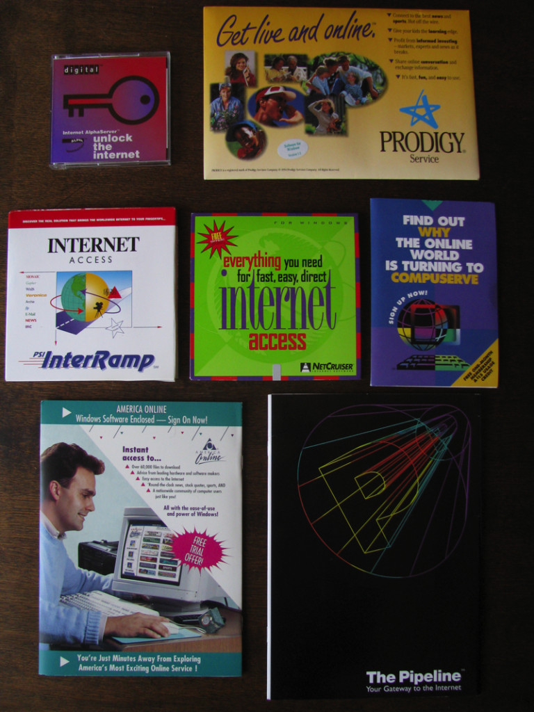 early internet service providers 1994 -3