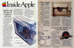 byte ibm pc 1983 inside apple