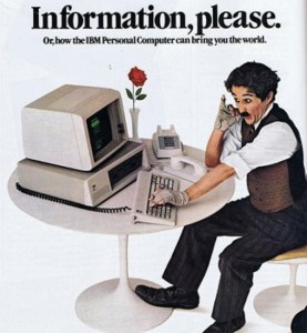 pc ibm little tramp