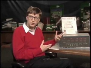 bill gates mits altair