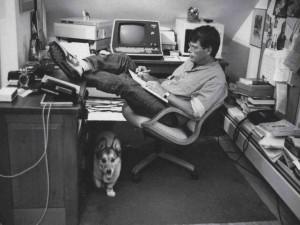 stephen king word processor computer