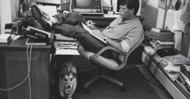 stephen king word processor computer