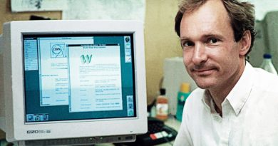 tim berners lee internet