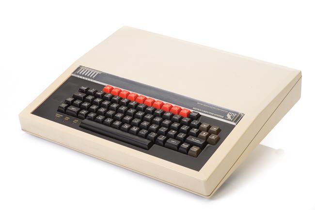 bbc micro model b home computer