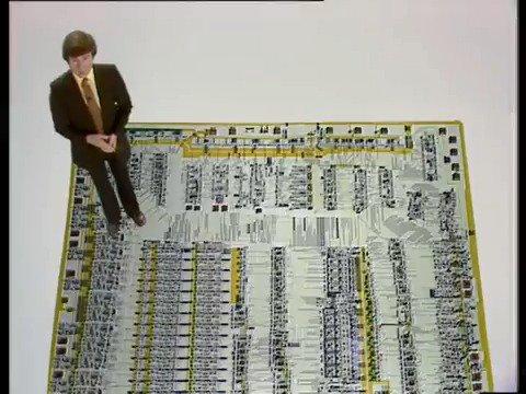 bbc archive 1980 microprocessor