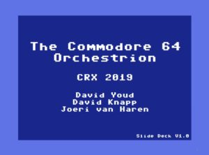 Commodore 64 Orchestrion