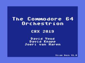 Commodore 64 Orchestrion